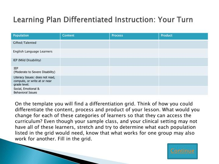 differentiated instruction creative writing Just give the children larger emma has an english/ creative writing degree and enjoys writing differentiated instruction books see free sample chapters.