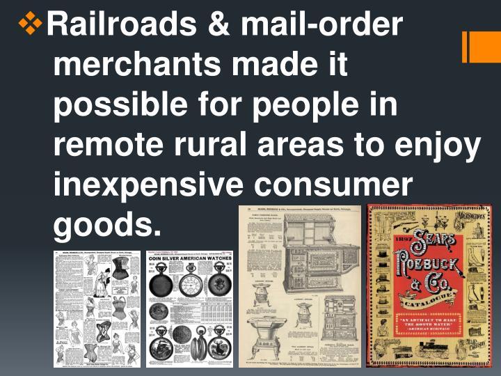 Railroads &
