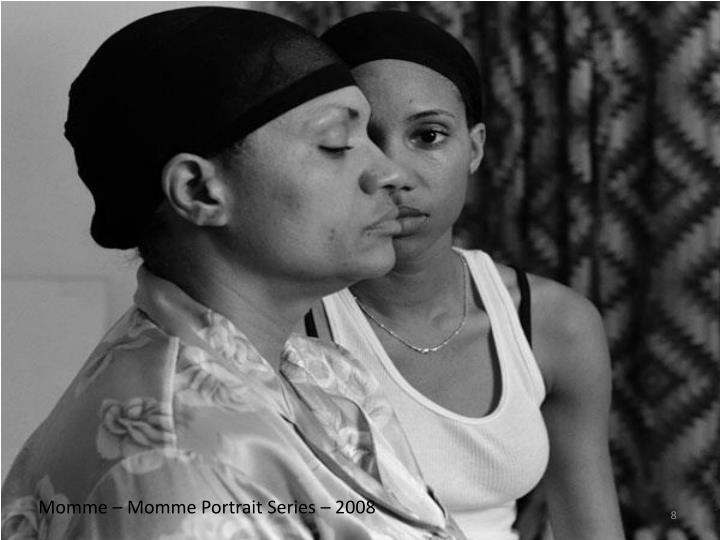 Momme – Momme Portrait Series – 2008