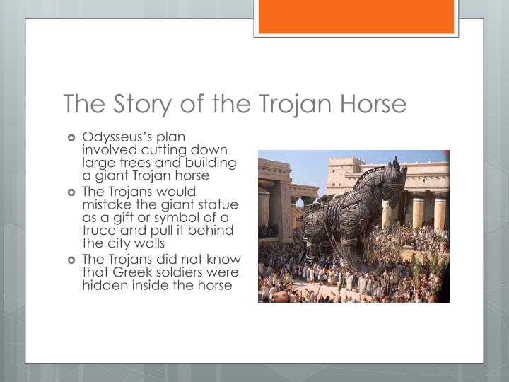 The Story of the Trojan Horse