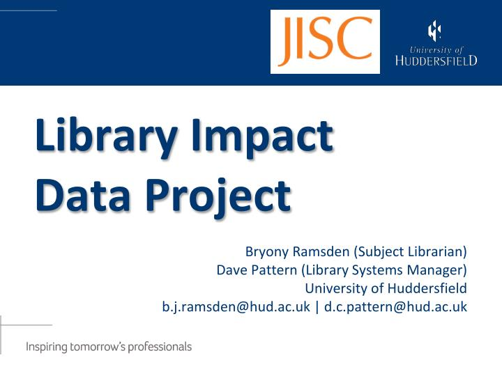 Library Impact