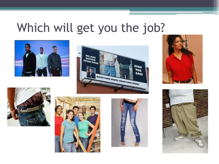Which will get you the job?