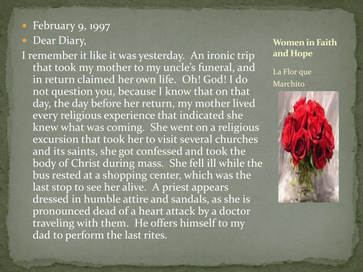 February 9, 1997