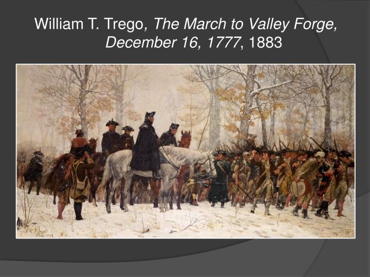William T. Trego