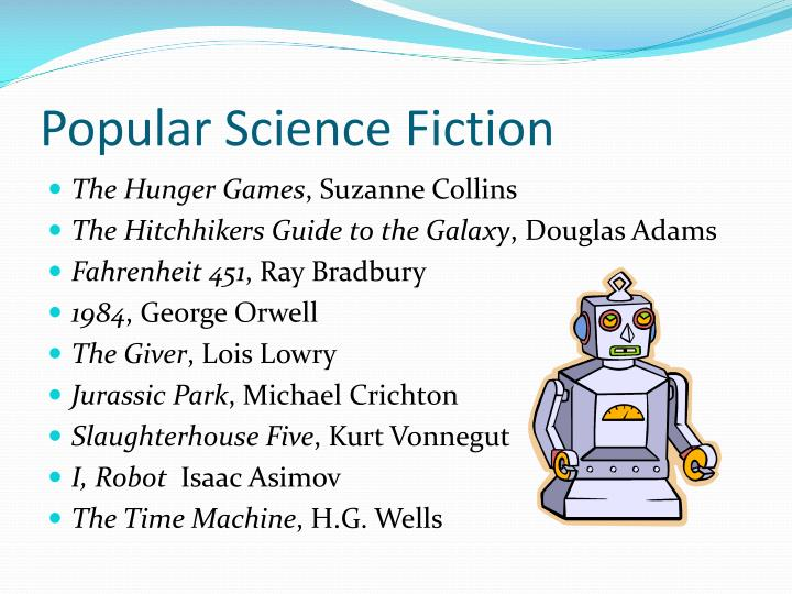 Popular Science Fiction