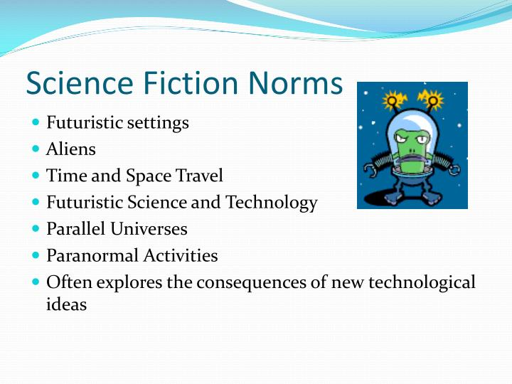 Science Fiction Norms