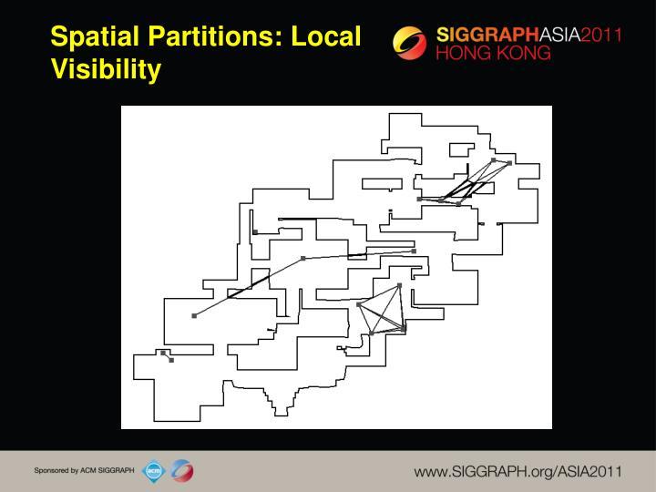 Spatial Partitions: