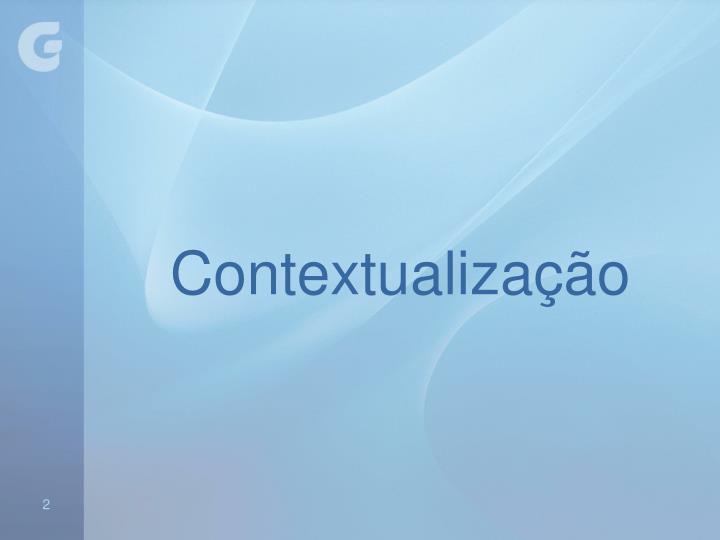 Contextualização