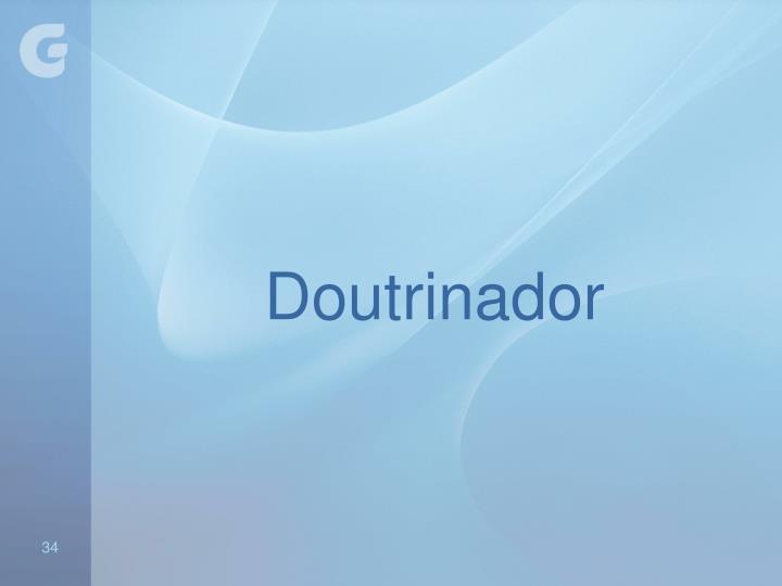 Doutrinador