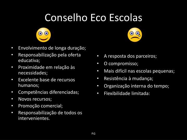 Conselho Eco Escolas