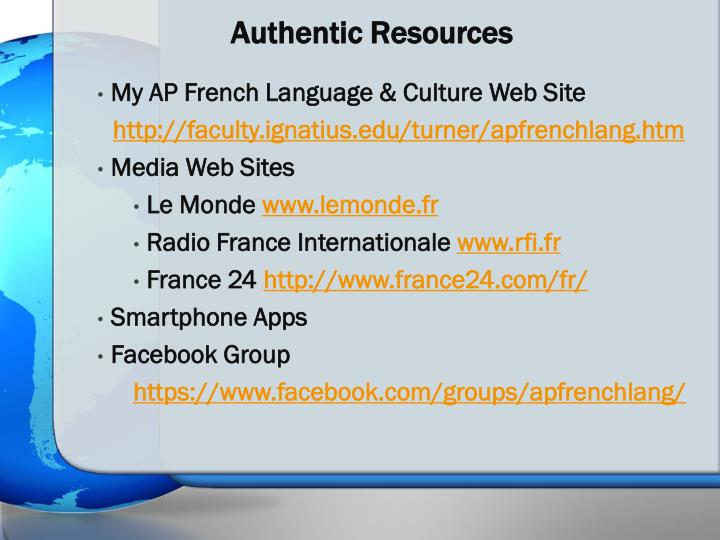ap french language and culture persuasive essay You can use the free response questions and scoring guidelines below as you prepare for the ap french language and culture sign in help ap students close a pdf will open in a new window if you are using persuasive essay for 2012 ap french language and culture (opens in new.