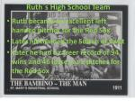 ruth s high school team