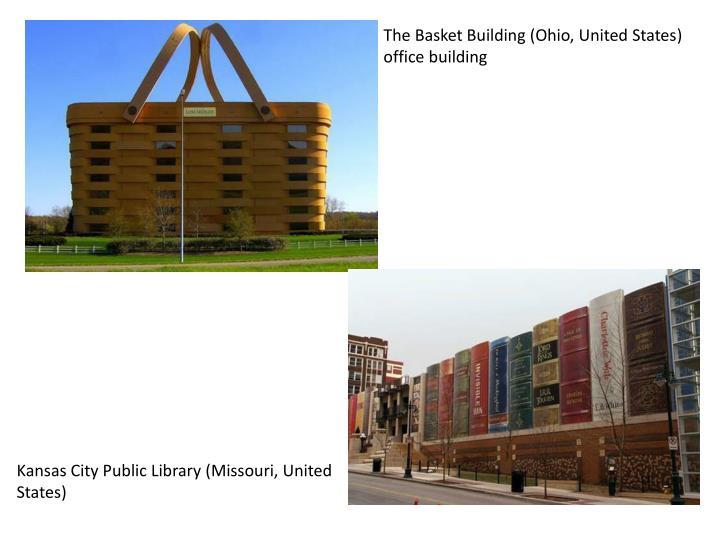 The Basket Building (Ohio, United States