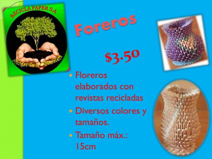 Foreros