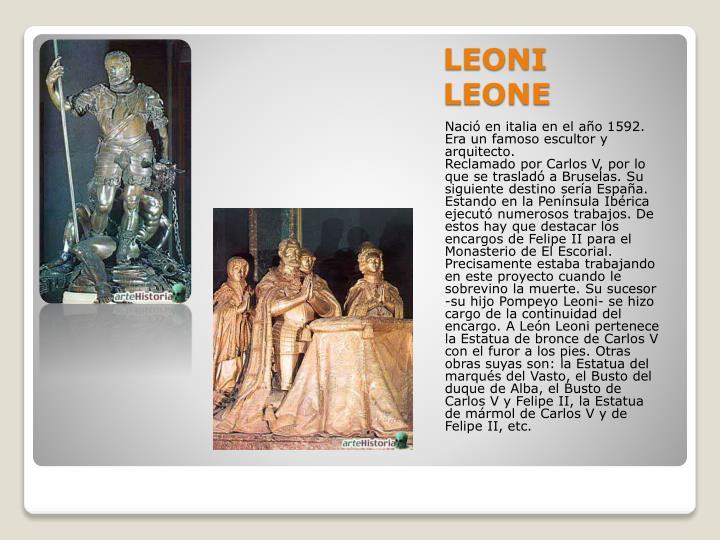 LEONI LEONE