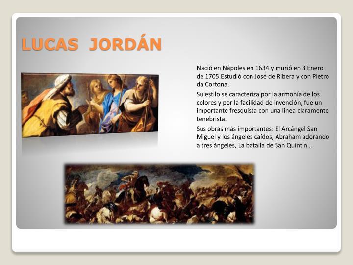 LUCAS  JORDÁN
