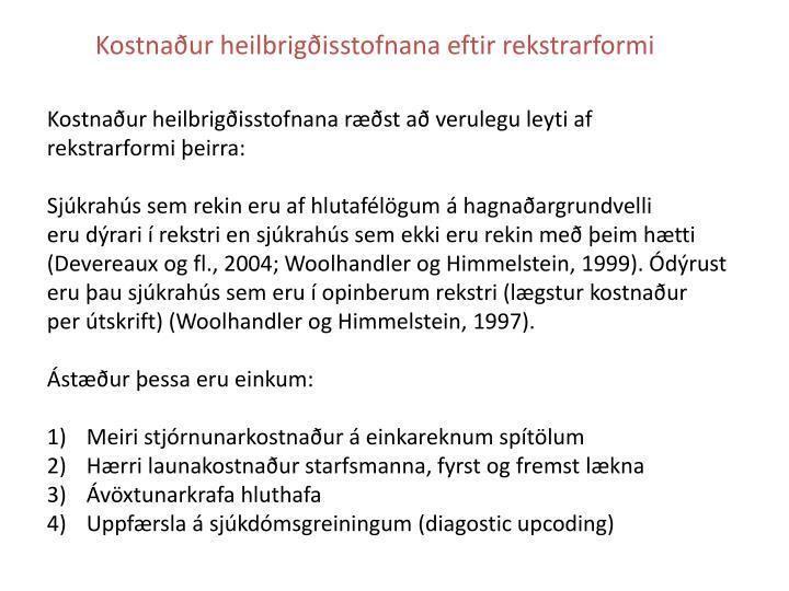 Kostnaður