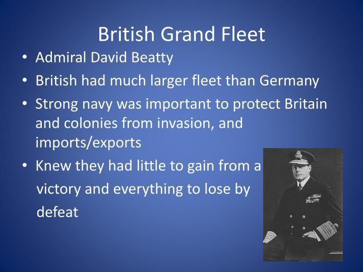 British Grand Fleet