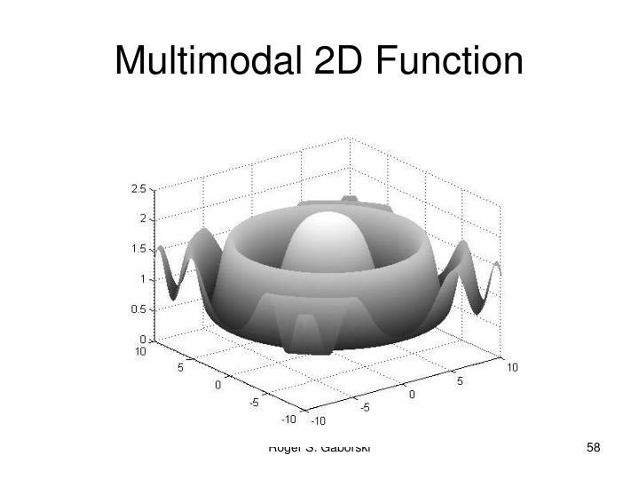 Multimodal 2D Function