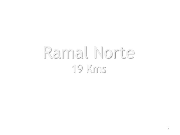 Ramal Norte