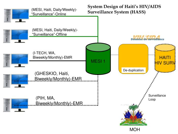 System Design of Haiti's HIV/AIDS Surveillance System (HASS)