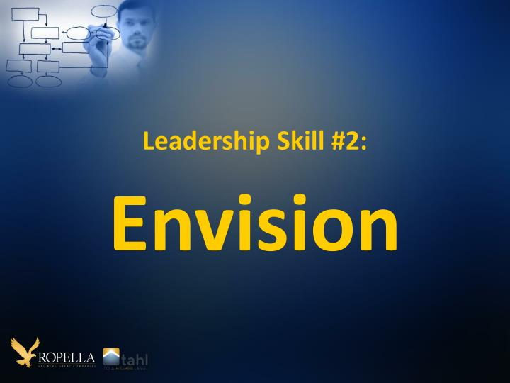 Leadership Skill #2: