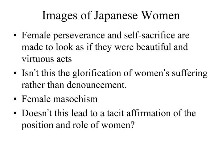 Images of Japanese Women