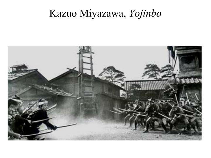 Kazuo Miyazawa,