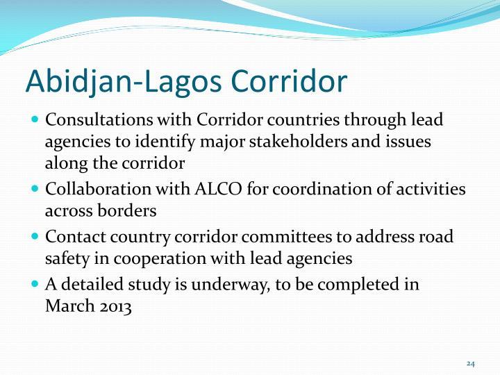 Abidjan-Lagos Corridor