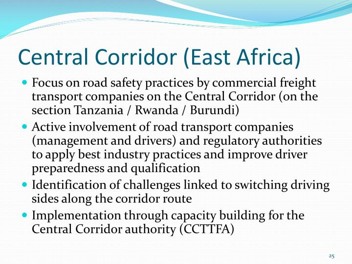 Central Corridor (East Africa)