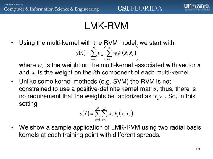 LMK-RVM