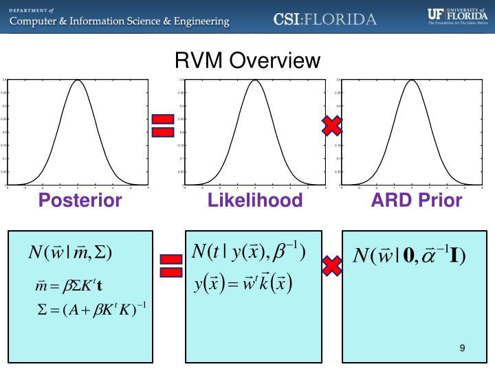 RVM Overview