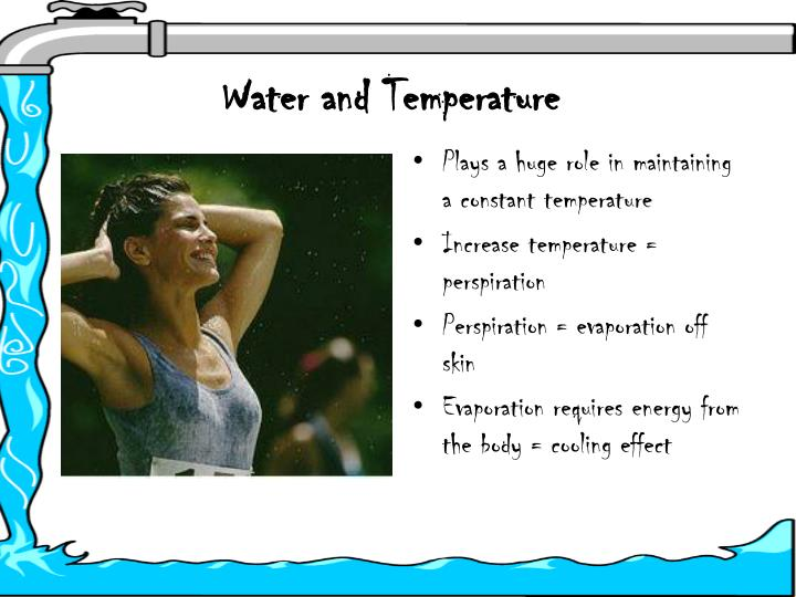 Water and Temperature