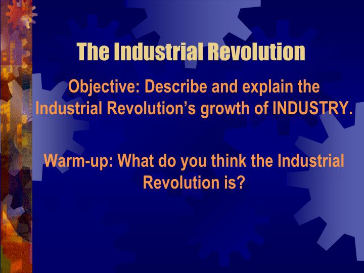 great britain and the industrial revolution essay
