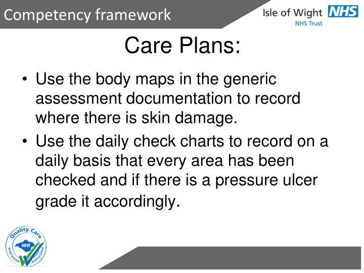 Competency framework