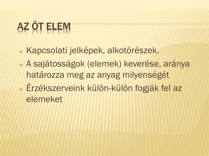 Az öt elem