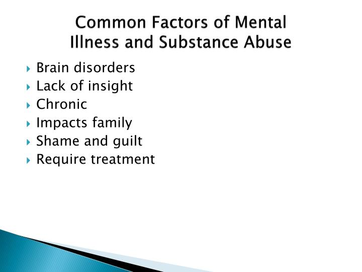 Common Factors of Mental