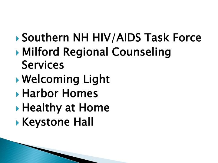 Southern NH HIV/AIDS Task Force