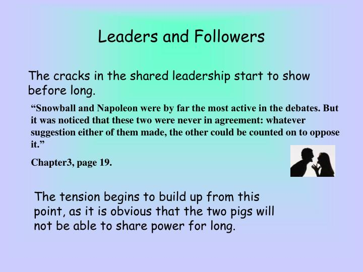 Leaders and Followers