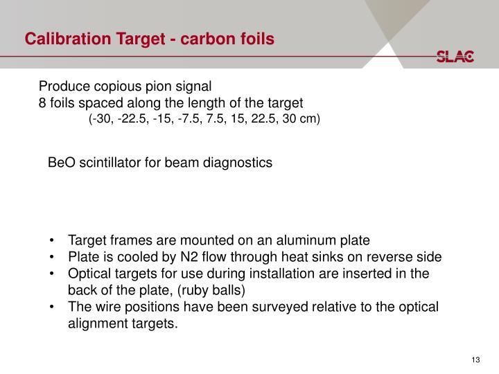 Calibration Target -