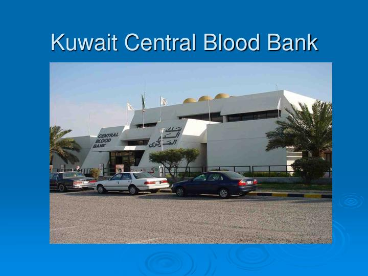 Kuwait Central Blood Bank