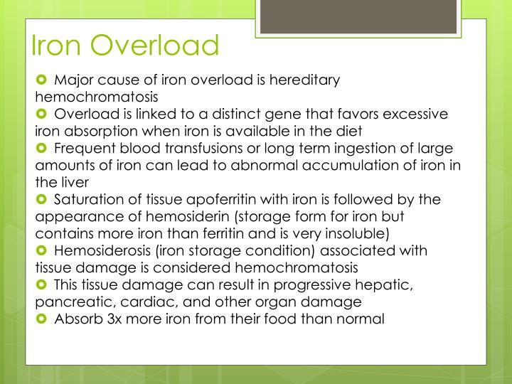 Iron Overload