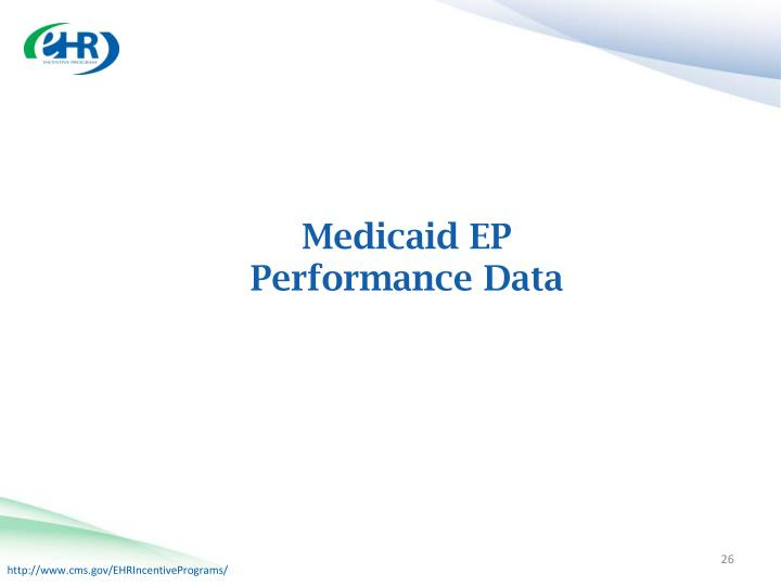 Medicaid EP