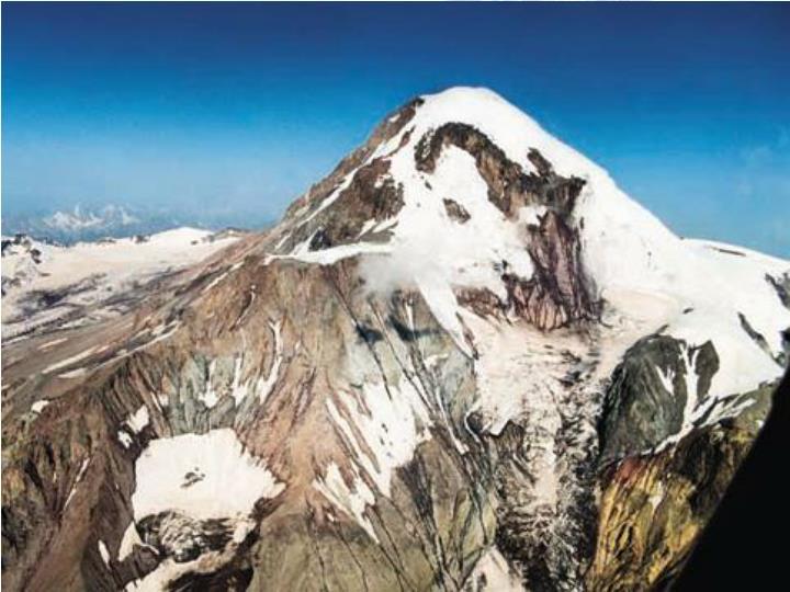 Mt. Kazbek, Georgia (the country)