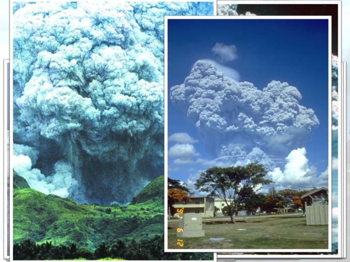 Pinatubo, Philippines