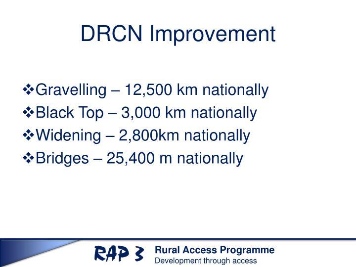 DRCN Improvement