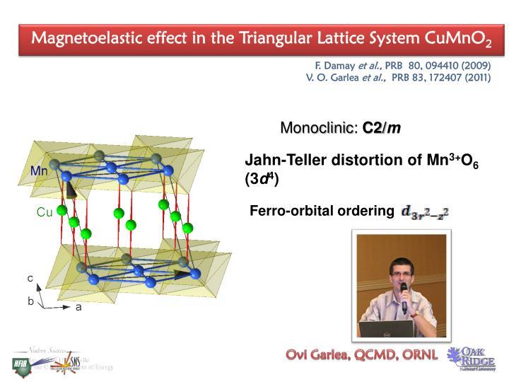 Magnetoelastic