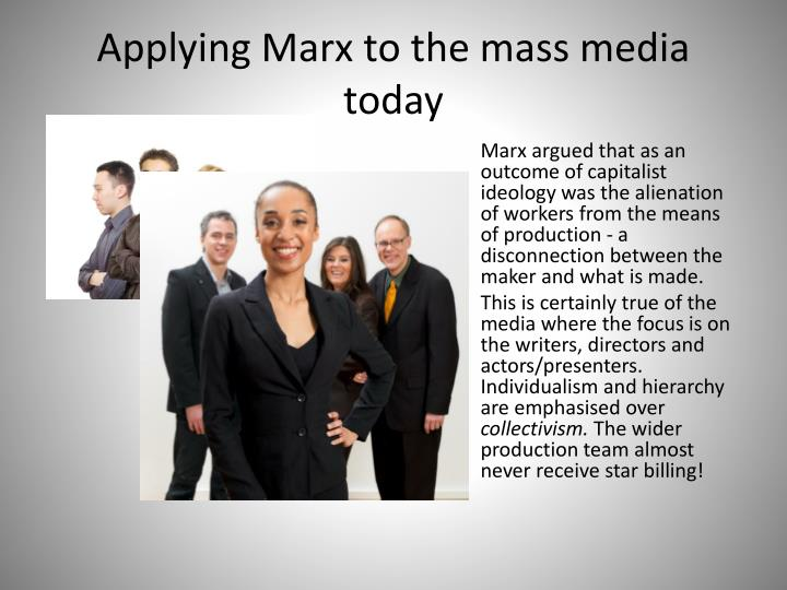 mass media today In today 's world, such in this case the mass media play a role with the development of mass media especially with the advent of electronic mass media (the.