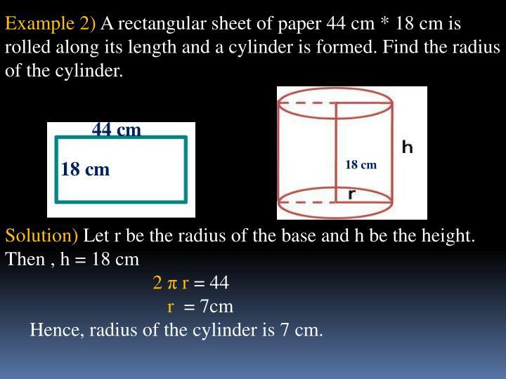 Example 2)