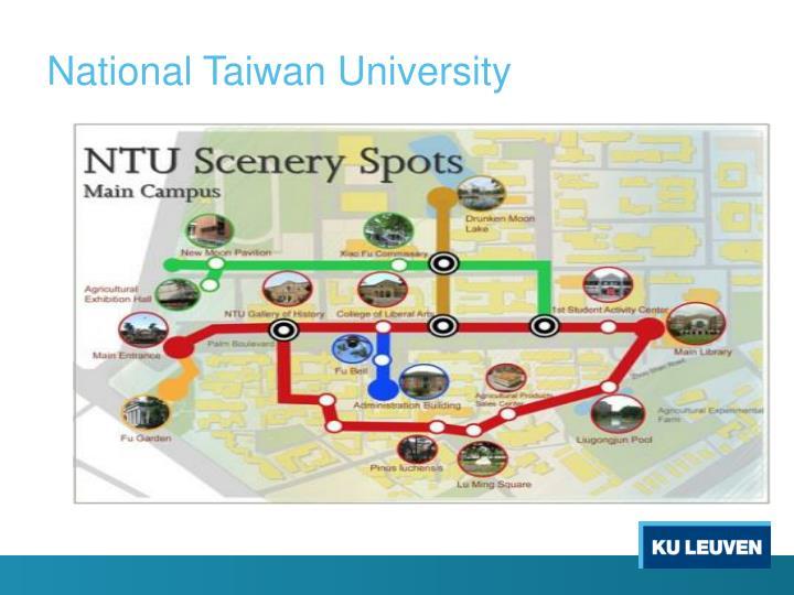 National Taiwan